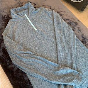 Lululemon Surge warm 1/2 Zip men's jacket